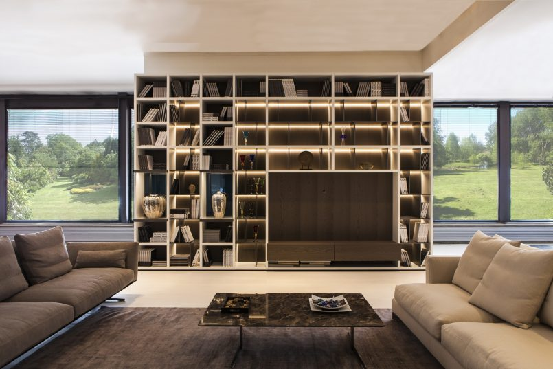 Best Poliform Wall System Contemporary - acrylicgiftware.us ...